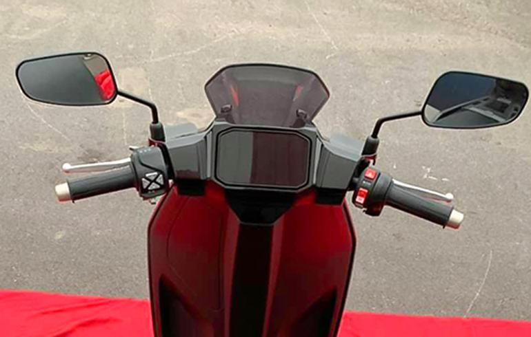 xe máy điện vinfast V9