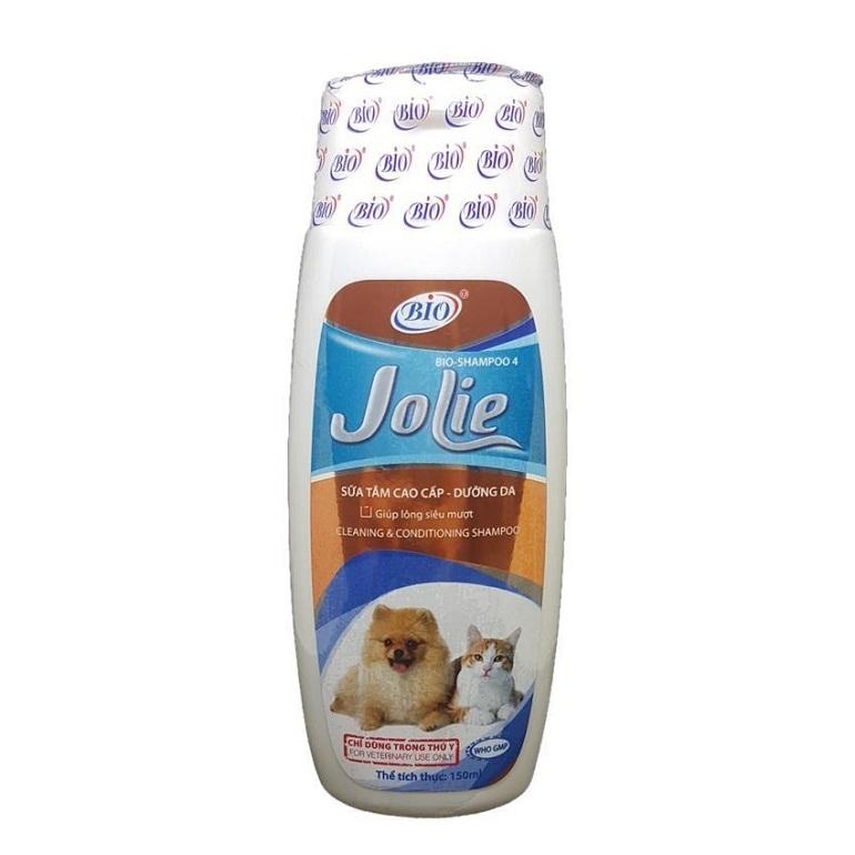 Sữa tắm khử mùi hôi cho chó Bio Jolie