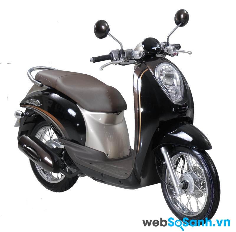 Honda Scoopy Crea