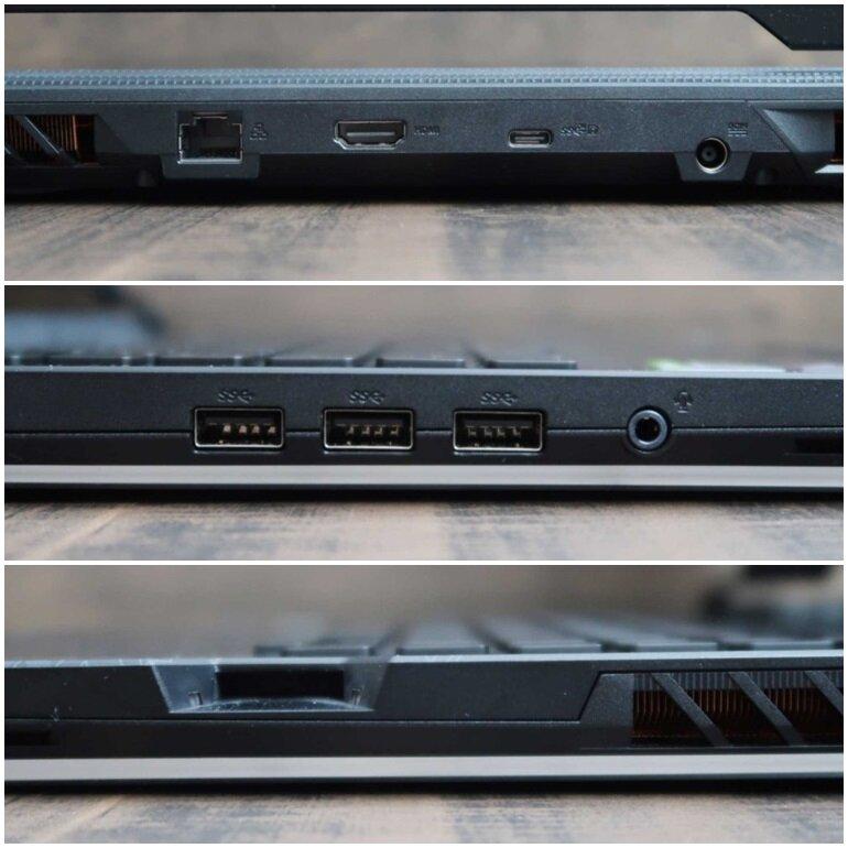 laptop asus rog strix scar 15 gl532