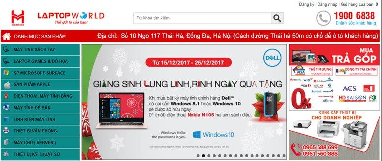 Mua laptop ở đâu chất lượng mà giá rẻ tại Hà Nội?