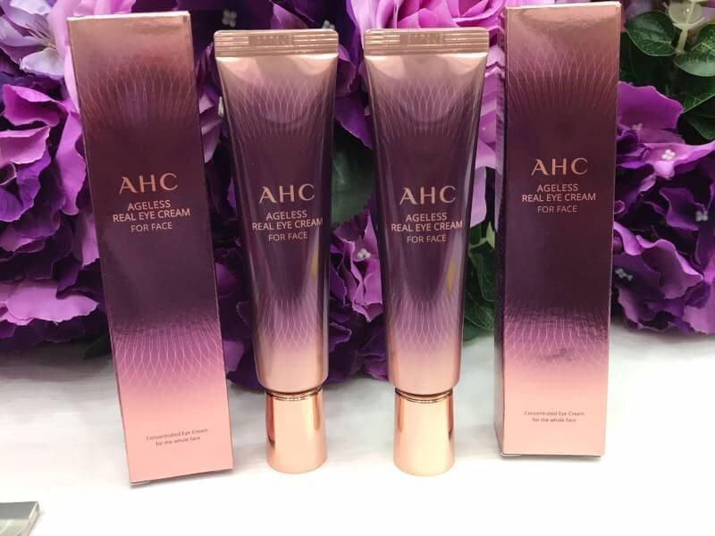 Kem mắt AHC đã trở thành sự lựa chọn hàng đầu của rất nhiều chị em phụ nữ thích làm đẹp tại Việt Nam