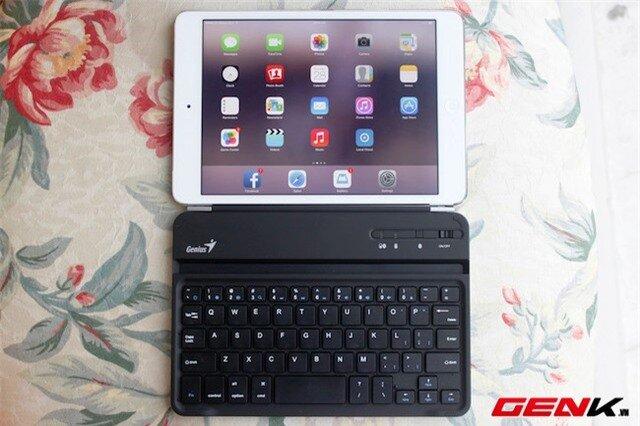 Cận cảnh bộ đôi phụ kiện dành cho iPad mini từ Genius