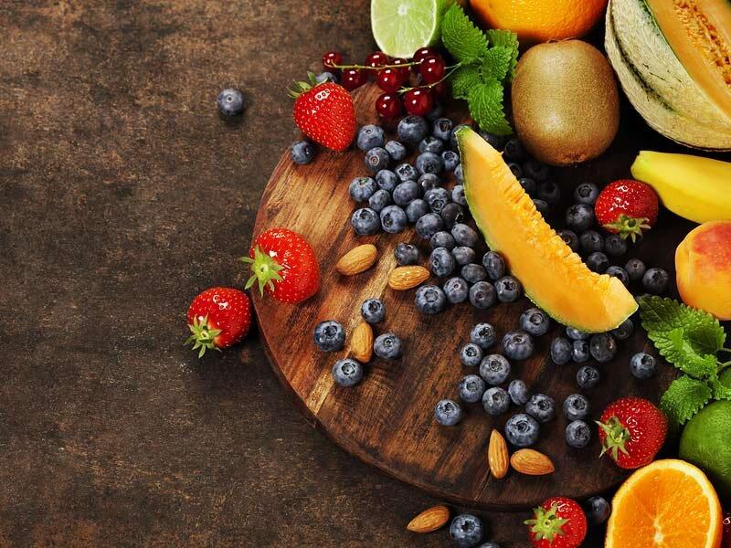 Các loại hoa quả giúp bé cao lớn và tăng sức đề kháng