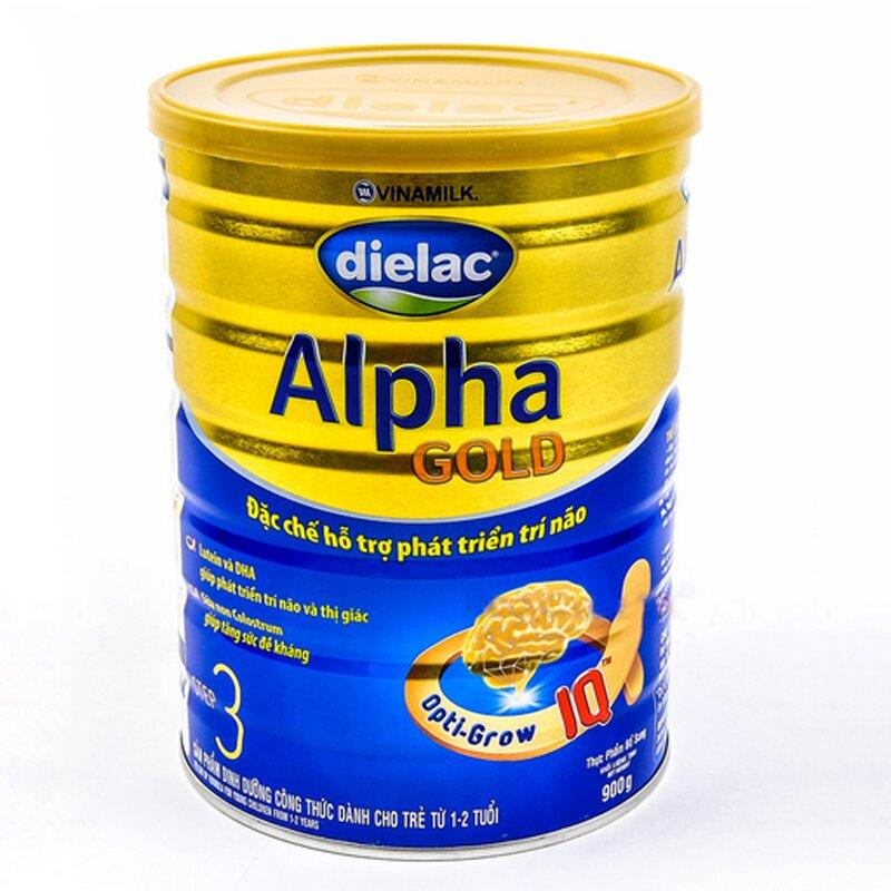 Sữa bột cho bé Dielac Alpha Step 3