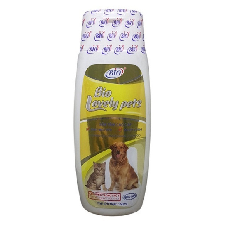 Sữa tắm Bio Lovely Pets