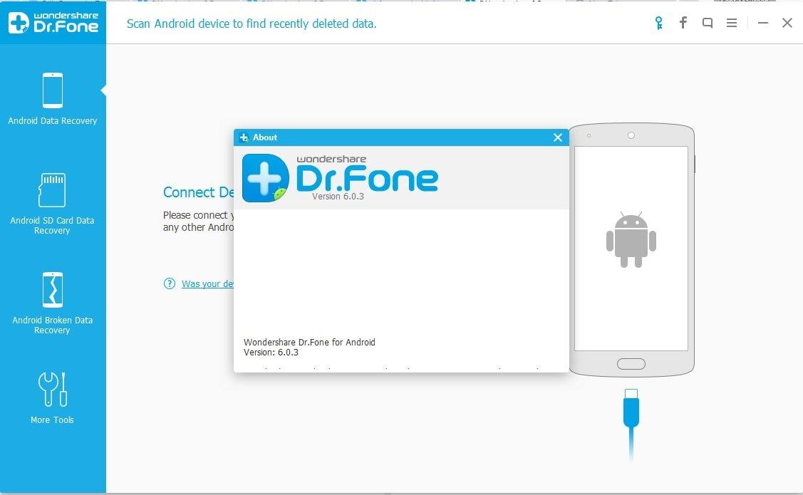 Sử dụng phần mềm Wondershare Dr.Fone để khôi phục hình ảnh từ iCloud về máy tính một cách dễ dàng