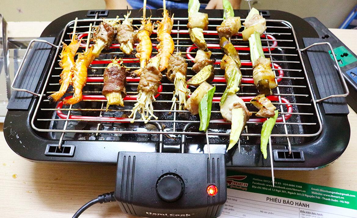 Bếp nướng Hami Cook HM-BBQ 819 đến từ xứ sở Kim Chi