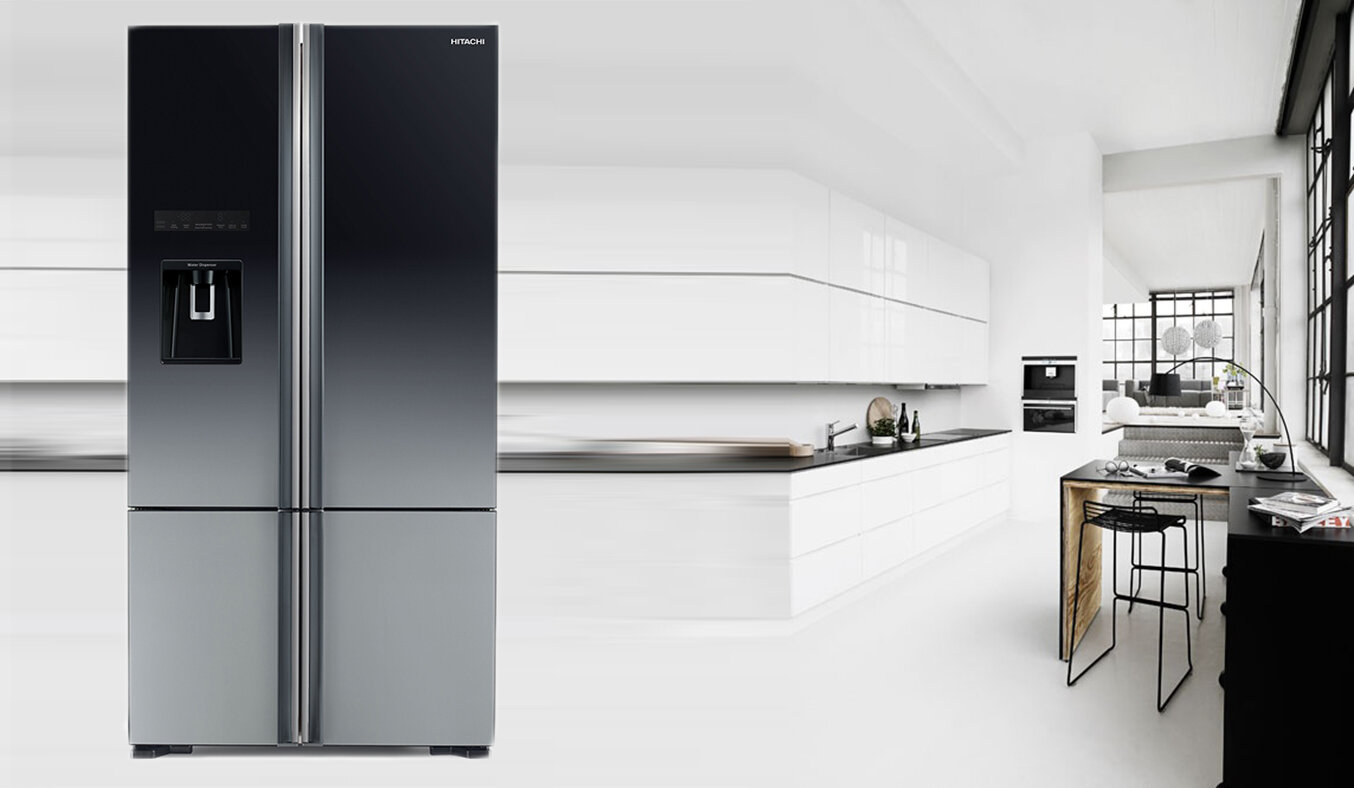 Sản phẩm tủ lạnh ngăn đá bên dưới
