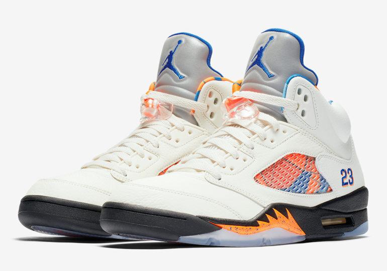 """Nike Air Jordan 5 Retro """"Orange Peel"""" - Sở hữu thiết kế hầm hố cùng hiệu năng sử dụng cao"""