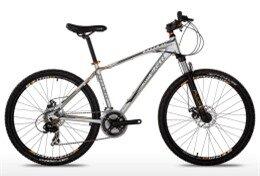 Xe đạp thể thao Jett Atom Sport Silver 2015