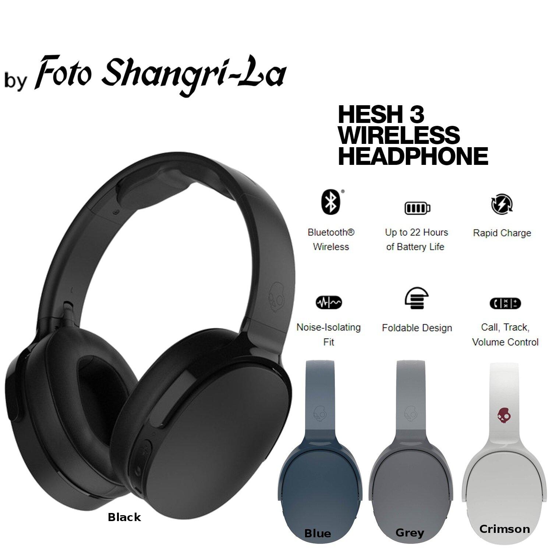 Tai nghe Skullcandy Hesh 3 Wireless over-ear