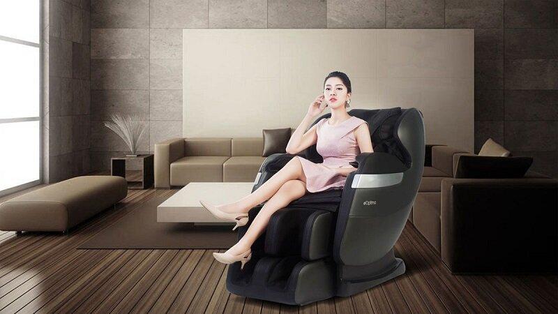 Hiệu quả sử dụng máy massage tốt