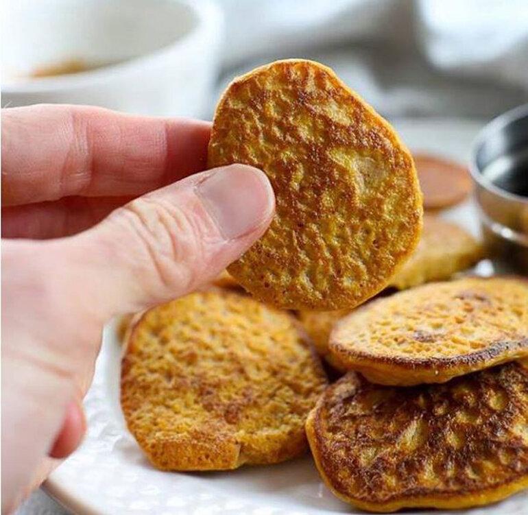 Đa phần bánh ăn dặm đều đã qua sấy khô nên hàm lượng dinh dưỡng không quá cao