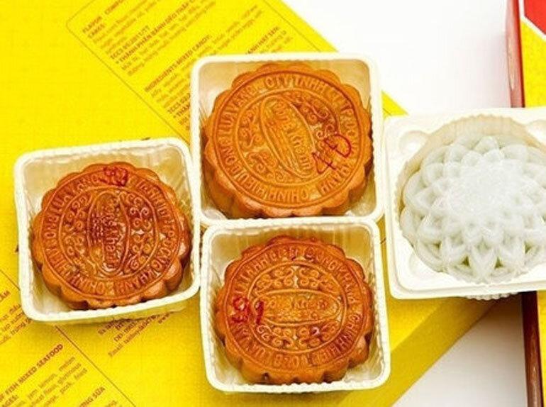 Bánh trung thu ăn kiêng Đồng Khánh