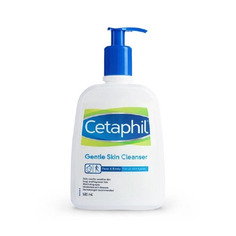 Sữa rửa mặt cho da khô Cetaphil Gentle Skin Cleanser