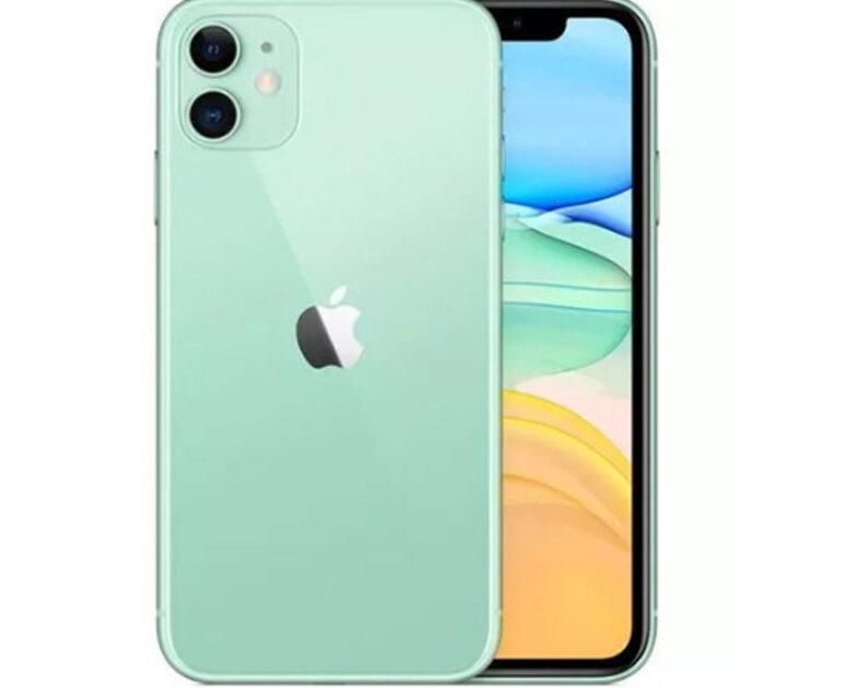 iPhone 11 màu xanh tươi mát