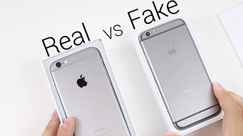 Cách nhận biết iPhone chính hãng iPhone xách tay