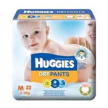 Tã quần Huggies M 22 miếng