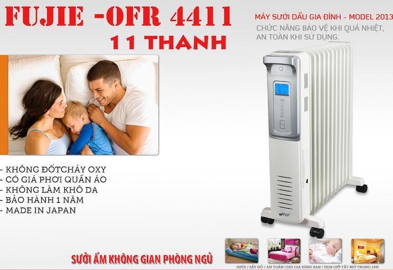 Lựa chọn máy sưởi ấm phòng ngủ cho trẻ sơ sinh theo thương hiệu uy tín