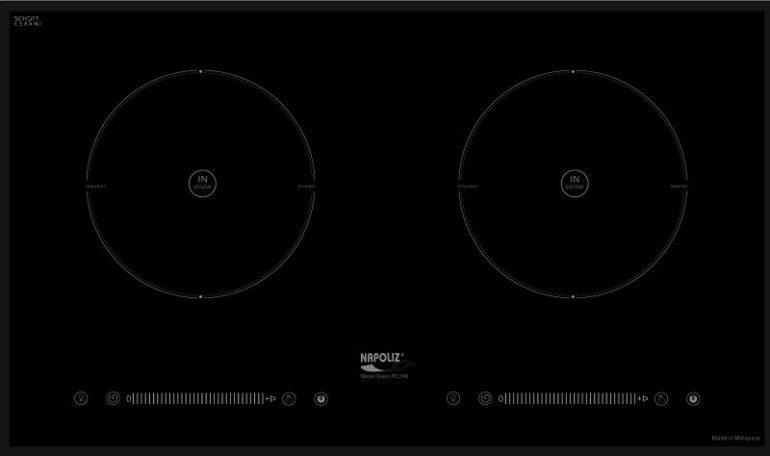bếp từ napoliz vision itc 399