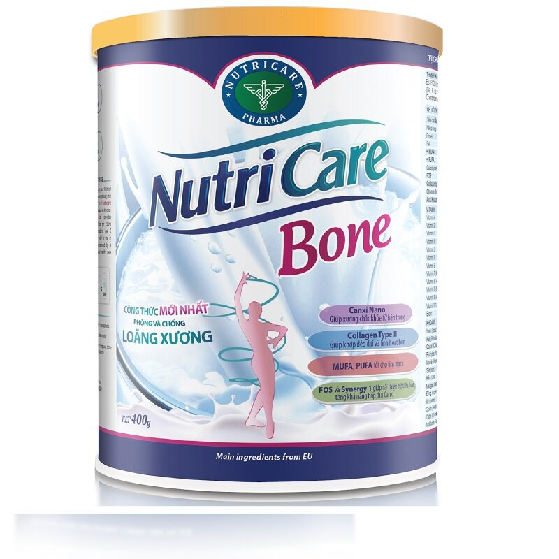 Sữa bột Nutricare Bone