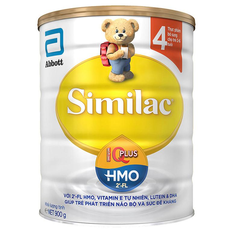 Sữa Similac thơm ngon dễ uống