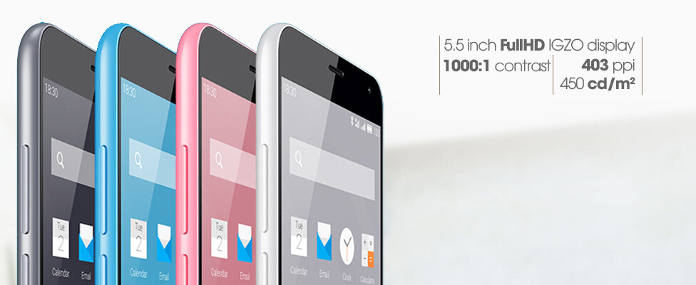 điện thoại Android meizu m2 Note