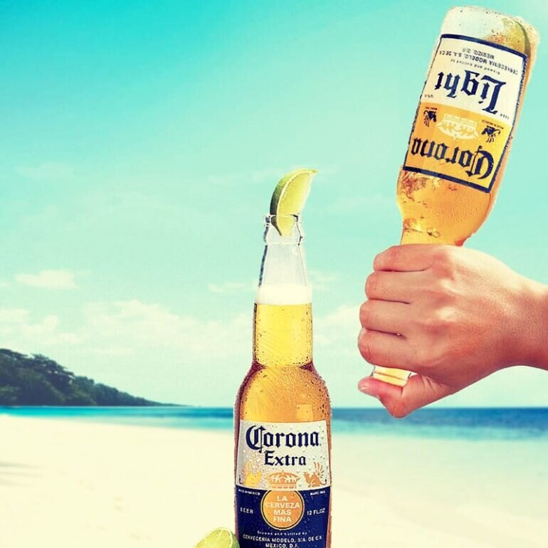 Công dụng và cách uống bia Corona ngon