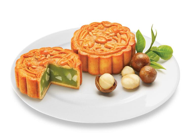 bánh trung thu ăn kiêng Kinh Đô
