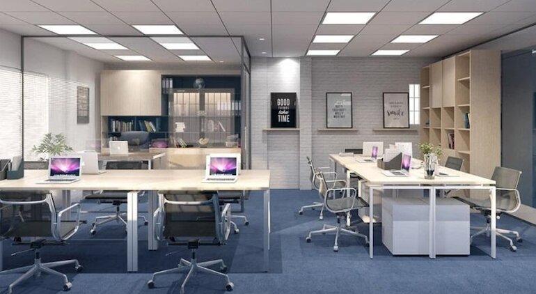 Khám phá các yếu tố quan trọng trong thiết kế nội thất văn phòng