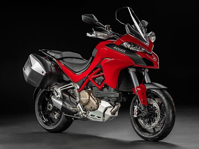 Dòng xe Ducati Multistrada đa dụng dành cho những ai thích phiêu lưu mạo hiểm, yêu tự do và phong cách