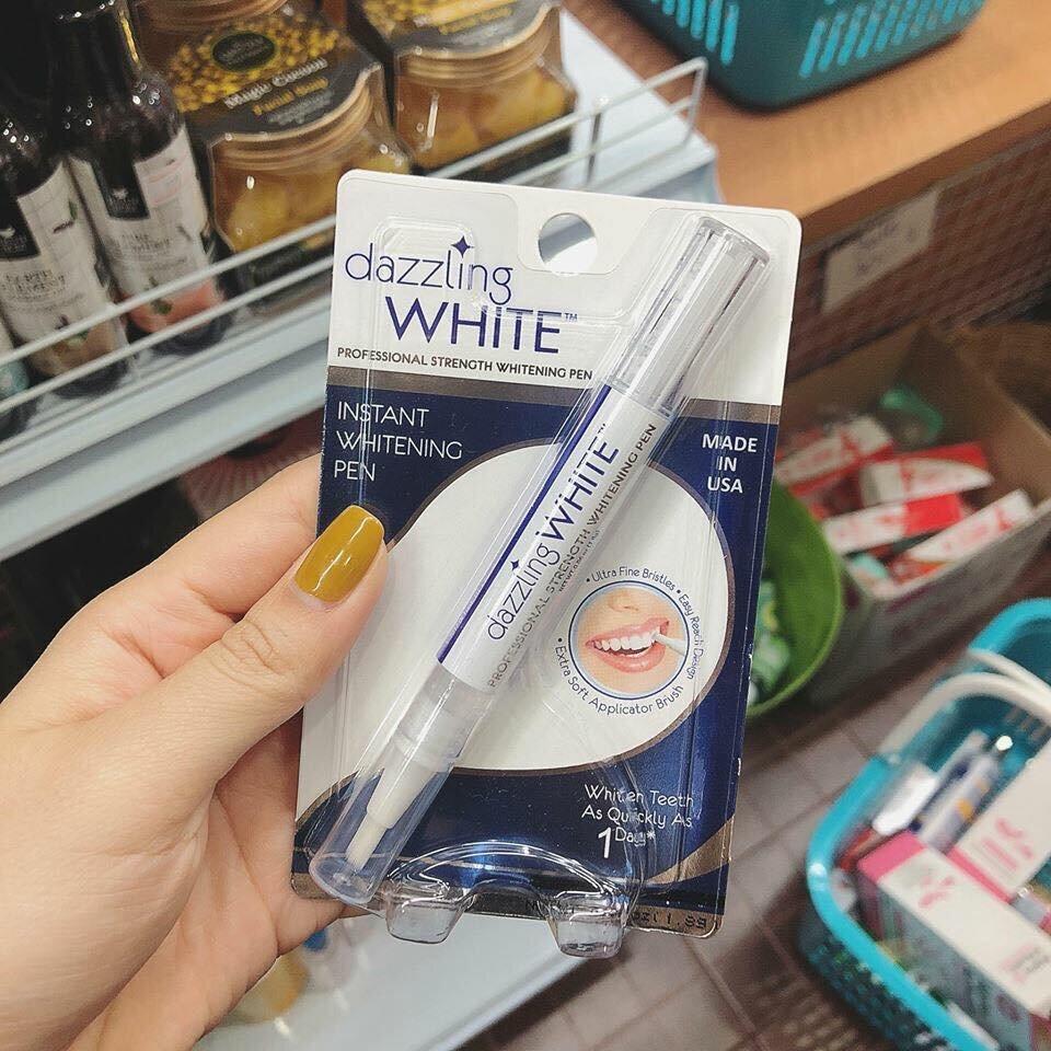 Dazzling White được bày bán rộng rãi trên thị trường hiện nay