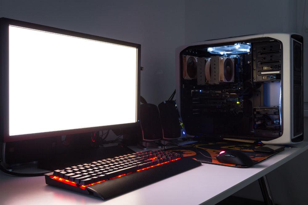 Case máy tính thiết kế đẹp, tương thích phong cách của các phụ kiện khác