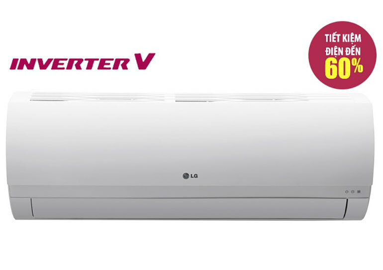 Điều hòa - Máy lạnh LG B13ENC 2 chiều 12000 BTU inverter mạnh mẽ với khả năng tiết kiệm điện vượt trội