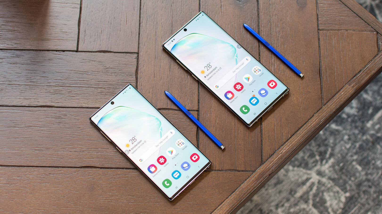 Samsung Note 10 Plus trang bị chip xử lý Snapdragon 855 mạnh nhất