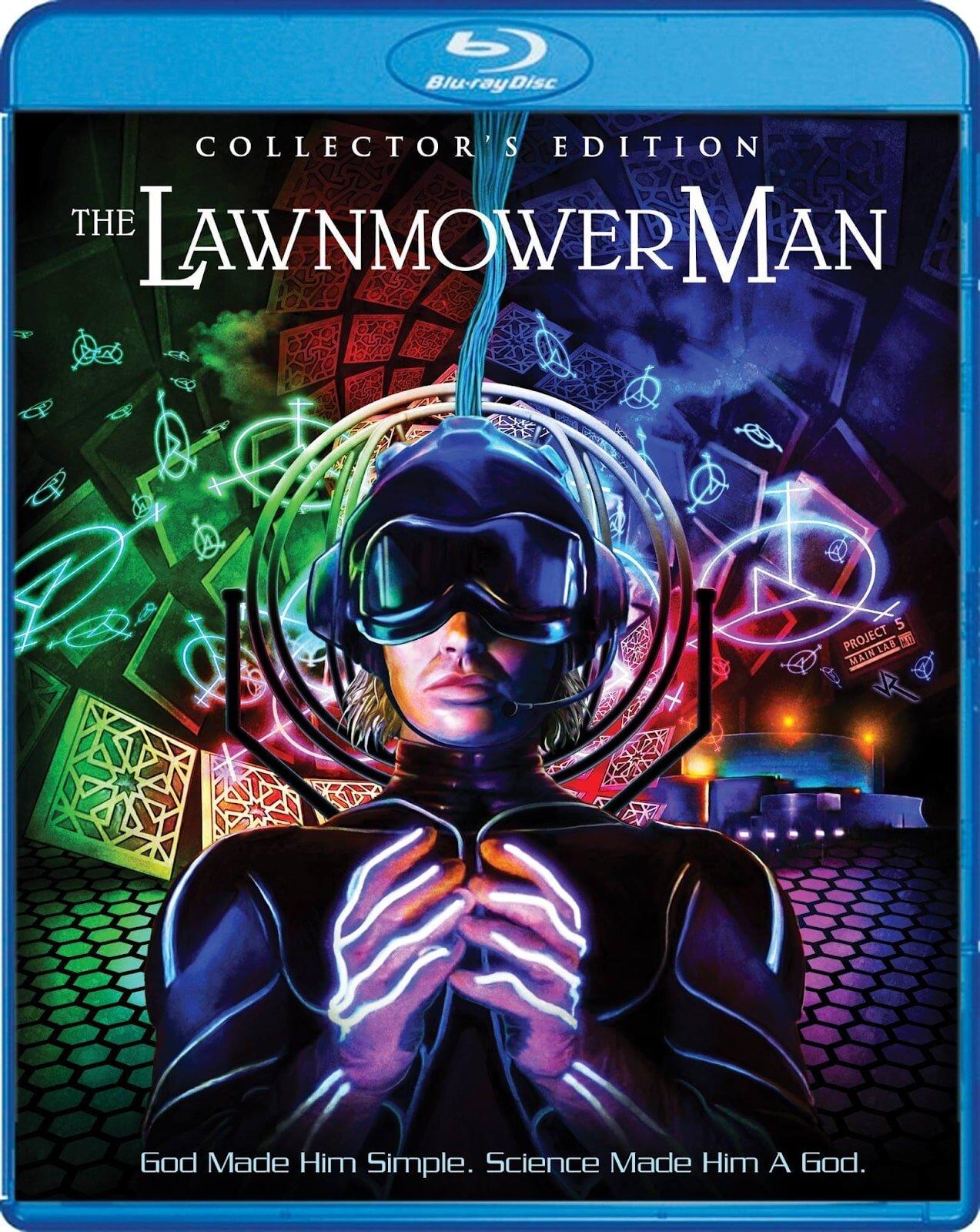 The Lawnmower Man mô phỏng theo câu chuyện của Stephen King