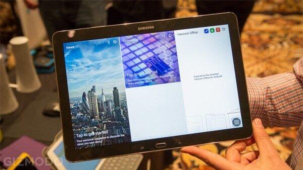 """Samsung chính thức """"nổ súng"""" phân khúc tablet 12,2 inch 2"""
