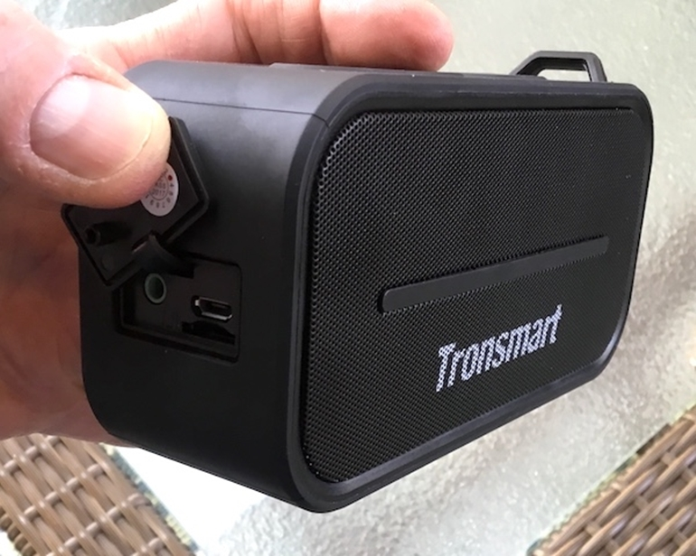 loa tronsmart element t2