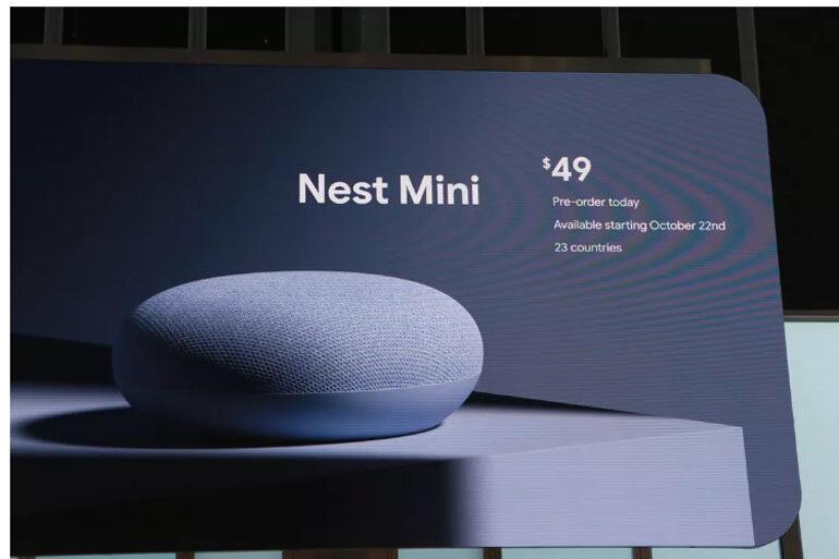 google nest mini là gì