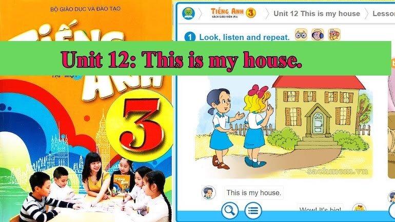 Lên kế hoạch học tập sách tiếng anh lớp 3