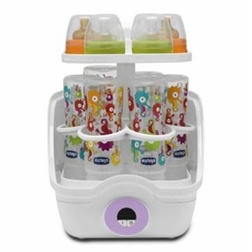 Máy tiệt trùng bình sữa Step Up tự động Chicco 113830