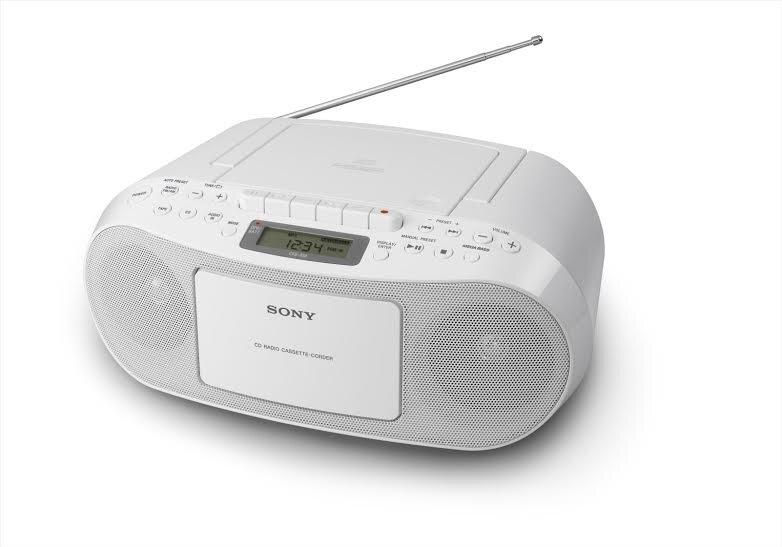 Đài Sony CD Radio Cassette là một sản phẩm có nhiều tính năng cao cấp