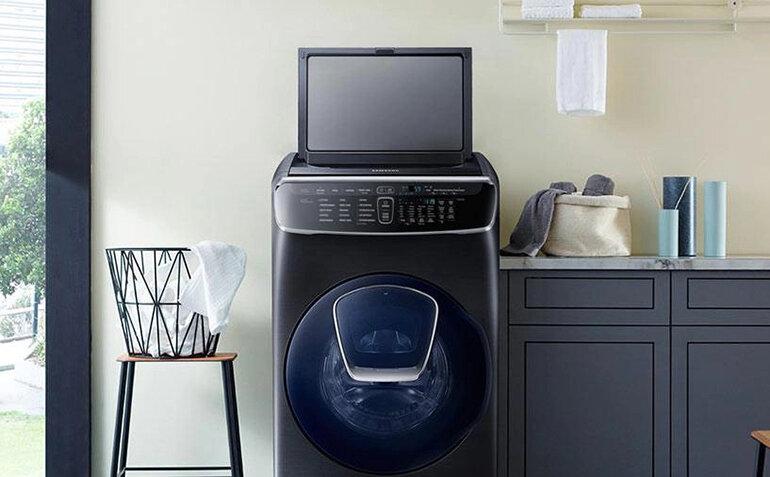 Máy giặt Samsung với công nghệ Digital Inverter