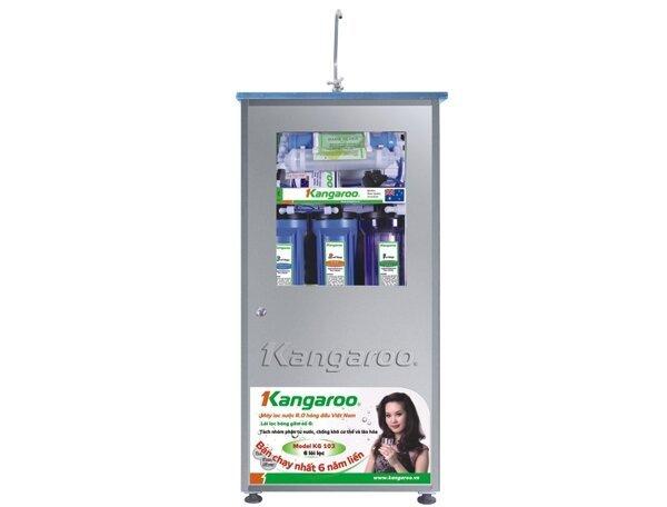 Máy lọc nước Kangaroo 6 lõi KG103 (KG-103NT) - 10 lit/h, nhiễm từ
