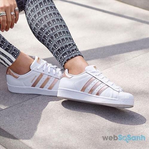 Giày Adidas Super Star