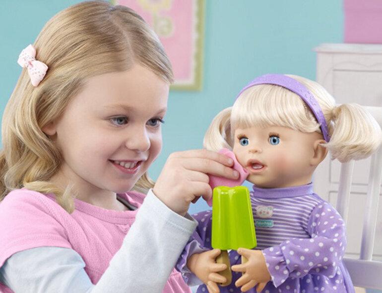 Đồ chơi búp bê cho bé gái 3