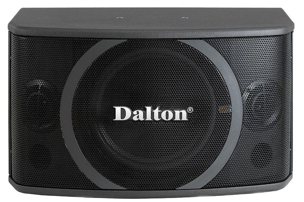 Loa Dalton KSN-410 Đen có kiểu dáng thiết kế khá đơn giản