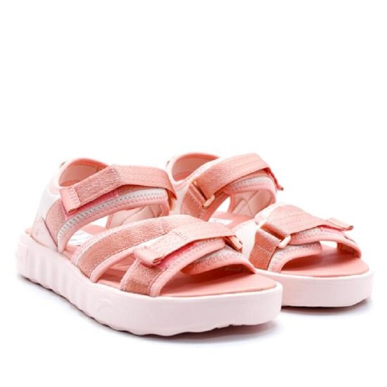 Giày sandal nữ Bitis màu hồng cá tính