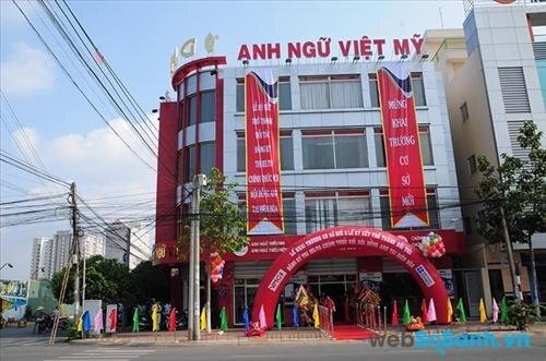 Học tiếng anh ở đâu tốt nhất: trung tâm Anh ngữ Việt Mỹ